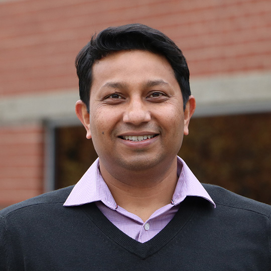 Headshot of Lalatendu Das