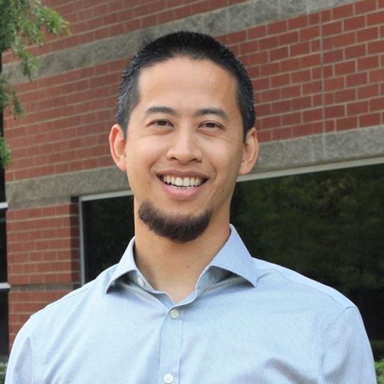 Headshot of Timothy Lui