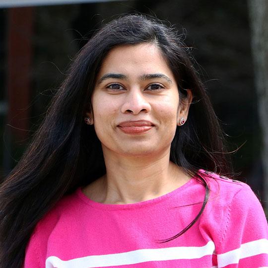 Headshot of Shilpa Guduru