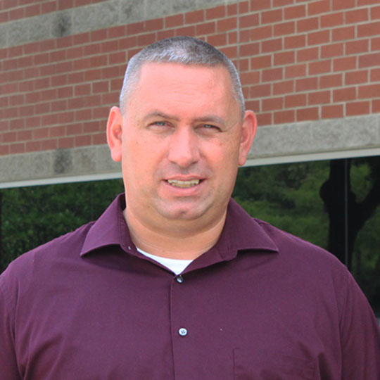 Headshot of Scott Fierro
